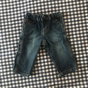 Boys 6mo OshKosh B'gosh Carpenter style jeans